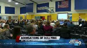 St. David Superintendent accused of bullying [Video]