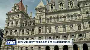 How will New York State close a $6.1 billion budget deficit [Video]