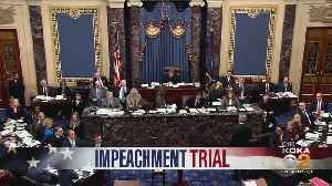 Senate Grapples With How To Conduct Impeachment Trial [Video]