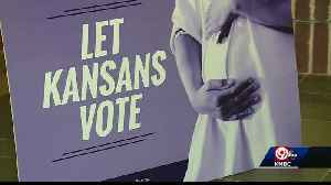 Kansas lawmakers begin push toward statewide abortion vote [Video]