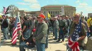 Both Sides Of Gun Debate Converge In Hibbing [Video]