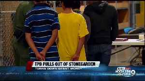 TPD out of Stonegarden [Video]