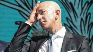 Bezos' Phone Reportedly Hacked By Saudi Prince