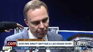 NFL Draft 2020 plans unveiled [Video]