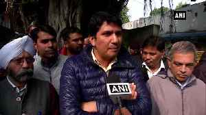 BJP creating nuisance, not letting CM Kejriwal file nomination AAP MLA [Video]