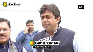 News video: Delhi polls It will be 'local versus outsider', says BJP's contender against Kejriwal