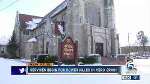 Services begin for rower killed in Vero Beach crash [Video]