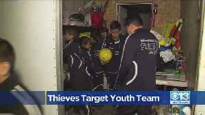 Thieves Target Youth Soccer Team [Video]