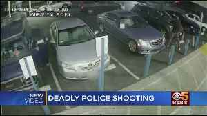 Vallejo Police Release New Video Of Fatal Shooting Involving Off-Duty Richmond Sgt. [Video]