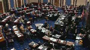 Senate Debates Impeachment Trial Rules For Nearly 13 Hours [Video]