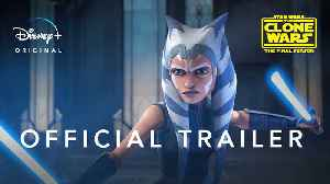 Star Wars: The Clone Wars | Official Trailer | Disney+ [Video]
