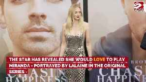 Sophie Turner wants Lizzie McGuire role [Video]