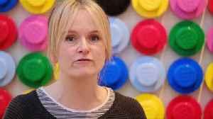 Furious parents blast art exhibition over Lego guns [Video]