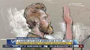 Prosecutors: White supremacist group hoped to start civil war at gun rally [Video]