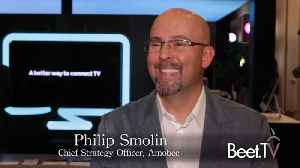 New Dawn For TV Upfronts: Amobee's Smolin [Video]