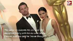 Channing Tatum: Being a single dad is scary [Video]