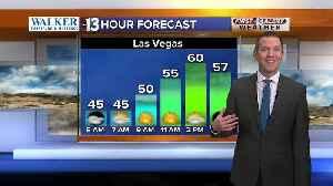 13 First Alert Las Vegas morning forecast | Jan. 22, 2020 [Video]