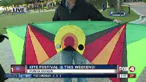 Babcock Ranch is preparing to celebrate their Festival of Kites on Saturday [Video]