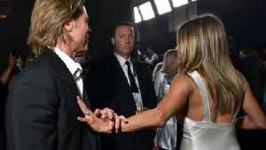 News video: Why Do We Want Brad Pitt And Jennifer Aniston and other Former Celeb Couples To Get Back Together?