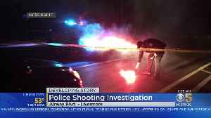 Livermore Police Open Fire Near I-580 Overnight [Video]