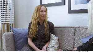 Haute couture designer Iris Van Herpen opens up about her life, work and fashion [Video]