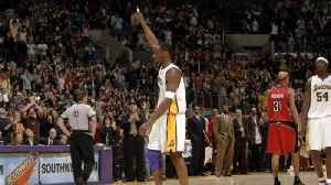 14 Years Ago Today, Kobe Bryant Dropped 81 Points on the Raptors [Video]