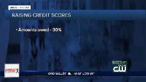 Raising your credit card score [Video]