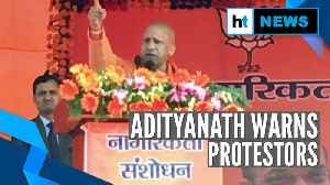 Protesting women don't understand CAA: UP CM Adityanath amid Lucknow stir [Video]