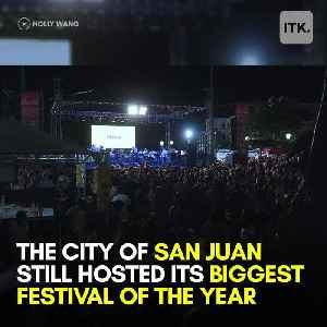 The biggest festival of the year comes to Puerto Rico despite earthquake aftershocks