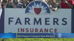 2020 Farmer's Insurance Open Preview [Video]