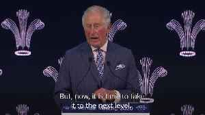 The Prince of Wales urges climate action [Video]