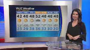 Meteorologist Chelsea Ingram Has Your Wednesday Afternoon Forecast [Video]