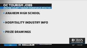 Orange County Promotes Careers in Tourism [Video]