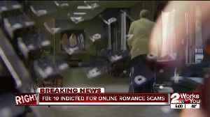 Romance Scam Indictments [Video]
