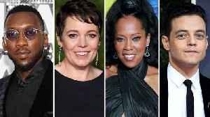 Mahershala Ali, Rami Malek, Regina King & More to Present at Oscars   THR News [Video]