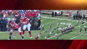 Mahomes Magic: Patrick Mahomes run in AFC title game mirrors miraculous run in high school playoffs [Video]