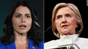 Tulsi Gabbard Is Suing Hillary Clinton for Defamation [Video]