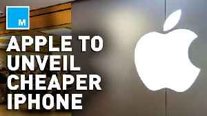 Apple may unveil a new, cheaper iPhone as early as March [Video]