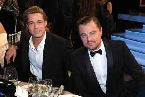 Brad Pitt: Leonardo DiCaprio calls me his 'lover' [Video]