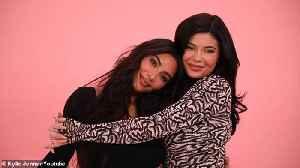 Kim Kardashian Calls Kylie Jenner's Makeup Line 'Cheap' [Video]