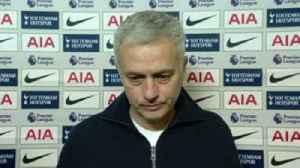 Mourinho hails key victory [Video]