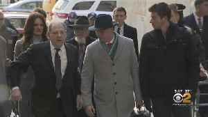 Opening Statements Underway In Harvey Weinstein Rape, Sex Assault Trial [Video]