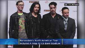 'Get Ready, Amerika!': Rammstein's North America Tour Includes Stop At US Bank Stadium [Video]