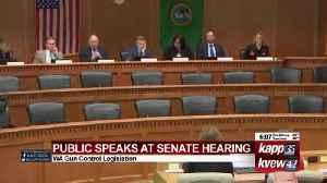 Washington gun legislation hearing - bill breakdown from Jamison Keefover [Video]