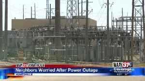 Huntsville power outage impacts thousands Tuesday [Video]
