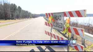 Pumps making quick work at Oktibbeha County Lake to prevent dam failure [Video]