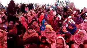 News video: Shaheen Bagh protests enter Day 39