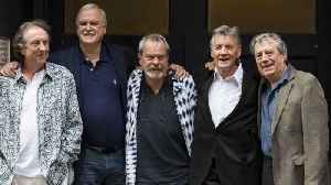 Monty Python stars pay tribute to Terry Jones [Video]