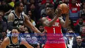Zion Williamson Makes Record-Breaking NBA Debut [Video]
