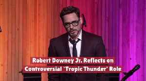 Robert Downey Jr And His Memorable Role [Video]